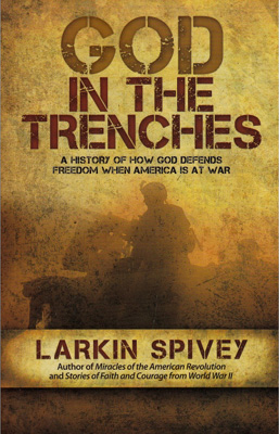 "In God In The Trenches, Spivey shows when the nation's survival seemed uncertain, even doubtful, fate seemed to turn America's way, giving way to mysterious-if not miraculous-events. These events altered the course of history, leading to victory for the American military and enduring freedom for America's citizens. Spivey's gripping accounts, backed up by credible historical evidence, will show you how: • An unopened note changed the course of the Revolutionary War • A phantom attack caused George Washington to win a decisive battle • The ""unluckiest"" incident in wartime history led to freedom for millions. • ""Random"" events in the Pacific gave a small American carrier fleet victory. • A U-2 spy plane and the death of a pilot saved the world from nuclear holocaust. ""This book is dedicated to the men of K/3/3 who didn't come home."""